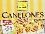 El Pavo - Canelones Fácil - 12 Placas - [Pack de 5]