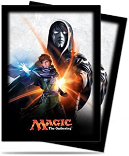 Magic: the Gathering - MTG Magic Origins Planeswalker Jace Beleren Card Sleeves (80 Count) Deck Protectors