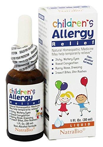 Children Allergy Relief 1 OZ
