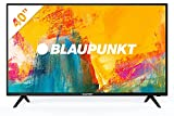 Blaupunkt BS40F2012NEB - Televisor Smart TV LED 40' Full HD, color negro