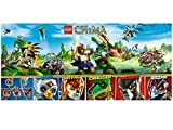 LEGO Legends of Chima - Limitiertes Poster von 2013