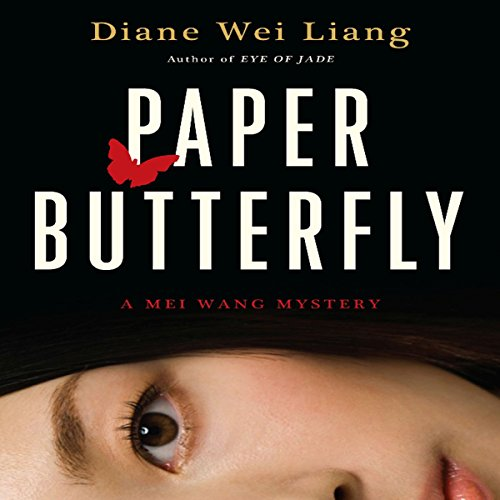 Paper Butterfly audiobook cover art