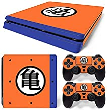 stickers ps4 slim dragon ball