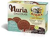 Galletas Nuria | Chocolate | Sin Gluten | Sin Aceite de Palma | 435 gr