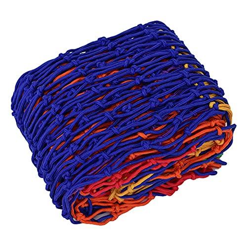 Red de Escalada Redes de Escalada para niños al Aire Libre, área de Juegos de expansión de la expansión Nets, suspensión Puente Protección contra Las Redes Anti-caídas (Size : 3 * 5m(10 * 16ft))