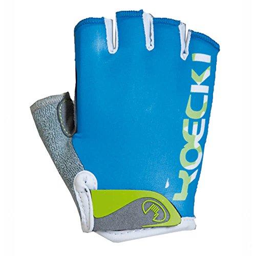 Roeckl Kinder Tito Handschuhe, blau, 4