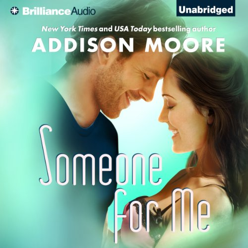 Someone for Me audiobook cover art