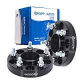ECCPP 2X 5 Lug hubcentric Wheel spacers 5x4.5 to 5x4.5 12x1.5 67.1 1 inch fit for Mazda MX-6 for Mazda Protege for Mazda Protege5 for Mazda RX-7 for Mazda RX-8