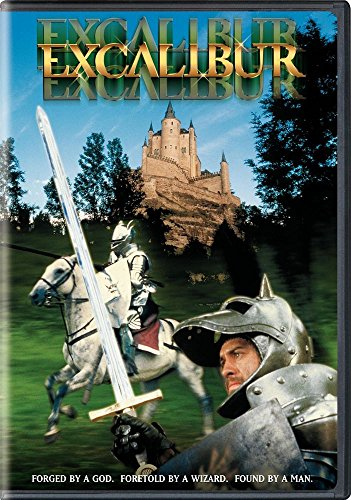 EXCALIBUR (DVD/DUAL L/WS/5.1/ENG&FR-SUB/TRAILER/INTERACTIVE)