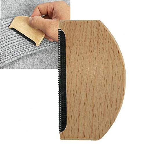 Bontand - Pincel para el cuidado de madera antipilling