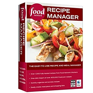 Food Network Recipe Manager