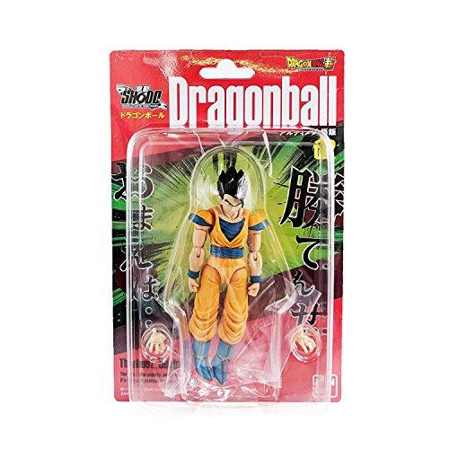 Bandai Shokugan Shodo Part 6 Dragon Ball Z Gohan Action Figure image