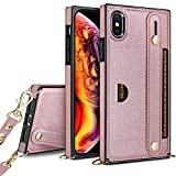 HianDier Wallet Case for iPhone Xs MAX 6.5 Inches Slim Protective...