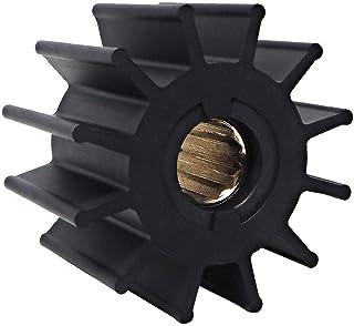 Albin Pump Marine Albin Pump Premium Impeller - 95 x 25 x 63mm - 12 Blade - Spline Insert