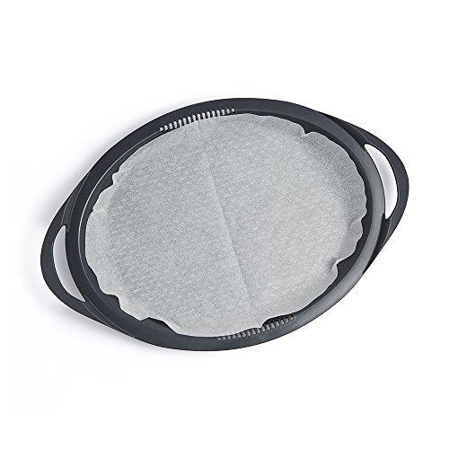 Fogli di carta oleata Varomixx per uso con Thermomix® Varoma TM5/TM31, confezione da 20