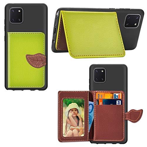 Reparaturwerkzeuge, komplett montiert und Funktion for Galaxy Note 10 Lite / A81 Blatt Buckle Litchi Texture Kartenhalter PU + TPU Fall mit Karten-Slot & Wallet & Holder & Bilderrahmen, hohe Qualität