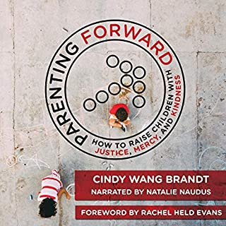 Parenting Forward audiobook cover art