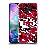 Head Case Designs sous Licence Officielle NFL Camou Kansas City Chiefs Logo Coque en Gel Doux...
