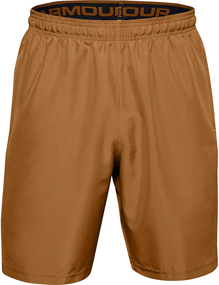 Under Armour Mens Woven Graphic Shorts