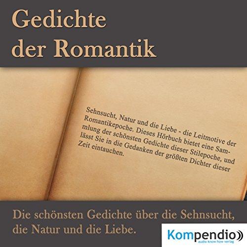 Gedichte der Romantik Titelbild