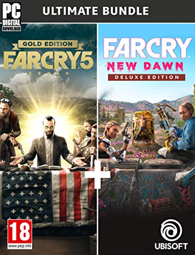 Far Cry New Dawn + Far Cry 5 - Ultimate Edition - Ultimate | PC Download - Uplay Code