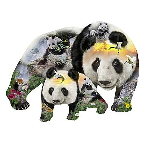 Sunsout Panda - MONIUM - 1000 Teile Puzzle / Pandas, Bären, Wildtiere