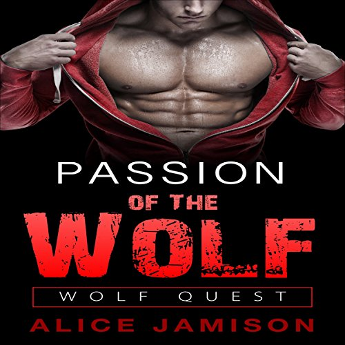 Passion of the Wolf audiobook cover art