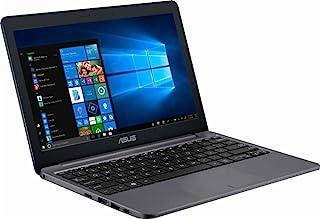 "2018 ASUS Laptop - 11.6"" 1366 x 768 HD Resolution - Intel Celeron N4000 - 2GB Memory - 32GB eMMC Flash Memory - Windows 10 - Star Gray"