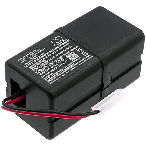 2600mAh Battery Replacement for Bobsweep WP460011RO WJ540011 Bob PetHair Junior E14040401505a (14.8V)