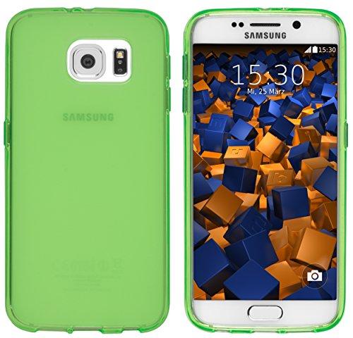 mumbi Cover Case - Funda para móvil Samsung Galaxy S6, verde