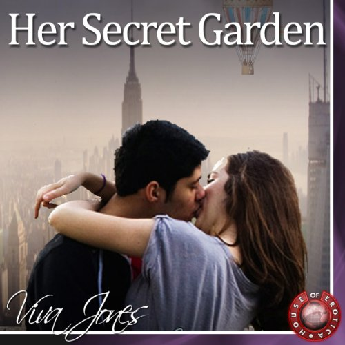 Her Secret Garden audiobook cover art