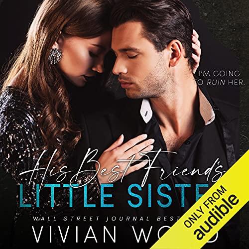 His Best Friend's Little Sister cover art