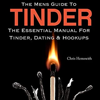 The Mens Guide to Tinder audiobook cover art