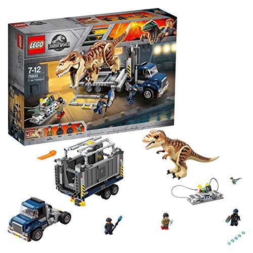 LEGO Jurassic World T. rex Transport 75933 T....