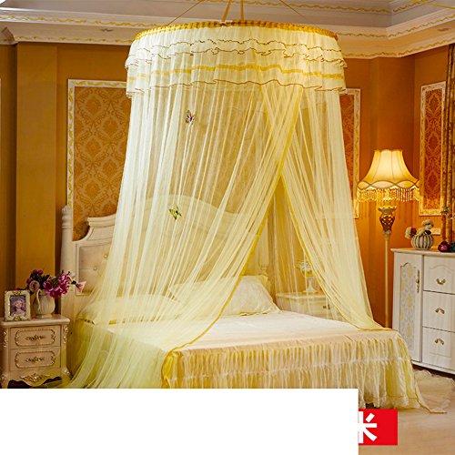 Mosquito netting – garde loin insectes mouches – parfait pour intérieur et extérieur,Aires de jeux,S'adapte à la plupart des lits,Lits d'enfant-F 180x200cm(71x79inch)