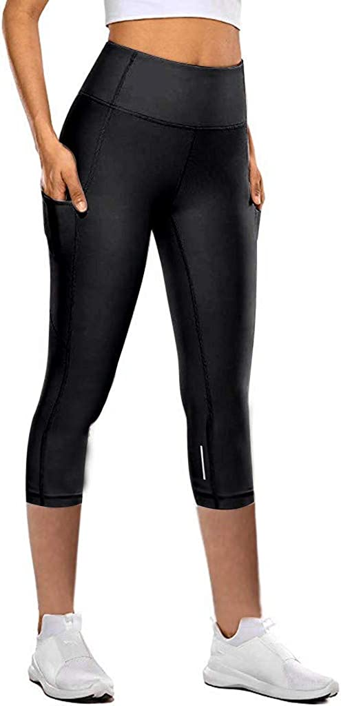 Rishine Yoga Pants with free shipping Excellence Pockets for Tight Women Fitn High Waist