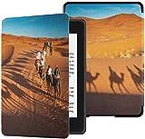 Nuevo Kindle Paperwhite Funda de Tela Segura para el Agua (décima generación, versión 2018), Camel Trekking Guided Tours Merzouga Marruecos Funda de Tableta