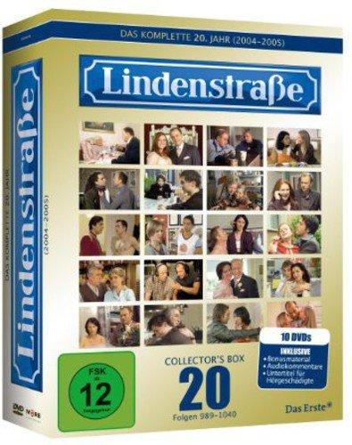 Lindenstraße - Das komplette 20. Jahr (10 DVDs)