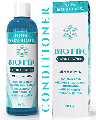 Nuva Botanicals Biotin Conditioner For Hair Growth