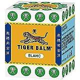 Tiger Balm Crème, Blanc, 30 g