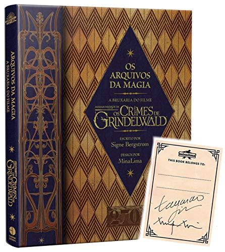Os Arquivos da Magia (+ Card Adesivo)