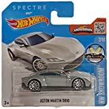 Hot Wheels Aston Martin DB10 James Bond Spectre 007 HW Showroom 2/10 2016 (112/250) Short Card