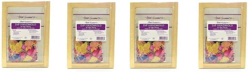 Arnold Grummer39;s Dip Handmolds for Paper Making 5.5-inchx8.5-inch medium