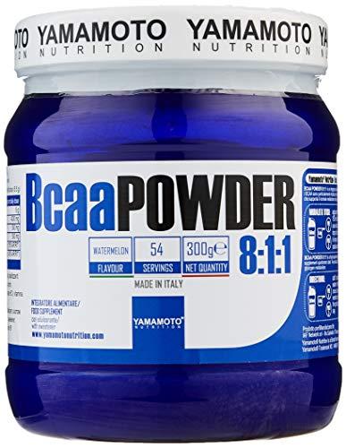 Yamamoto Nutrition BCAA Powder 8:1:1, Watermelon, 390 g