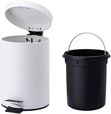 IKEA/イケア VORGOD:ペダル式ゴミ箱3L ホワイト (202.849.79)