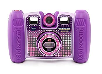VTech Kidizoom Twist Connect Camera Purple