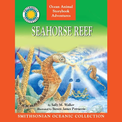 Seahorse Reef (Read, Listen, Learn) audiobook cover art