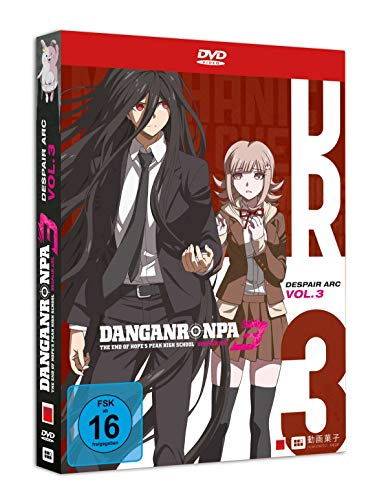 Danganronpa 3: The End of Hope`s Peak Academy - Despair Arc - Vol. 3 - [DVD]