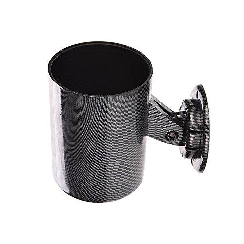Supmico Kohlefaser 52mm Universal Einzelloch Gauge Pod Halter Halterung Bracket Instrumentenhalter