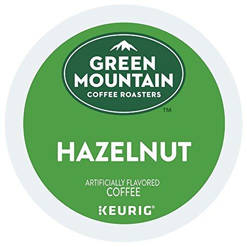 Green Mountain Coffee Hazelnut 24K-Cups for All Keurig Brewing Systems by Green Mountain Coffee